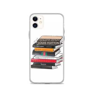 Fashion Books iPhone Case