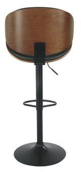 BELLATIER TALL UPH SWIVEL BARSTOOL(1/CN)