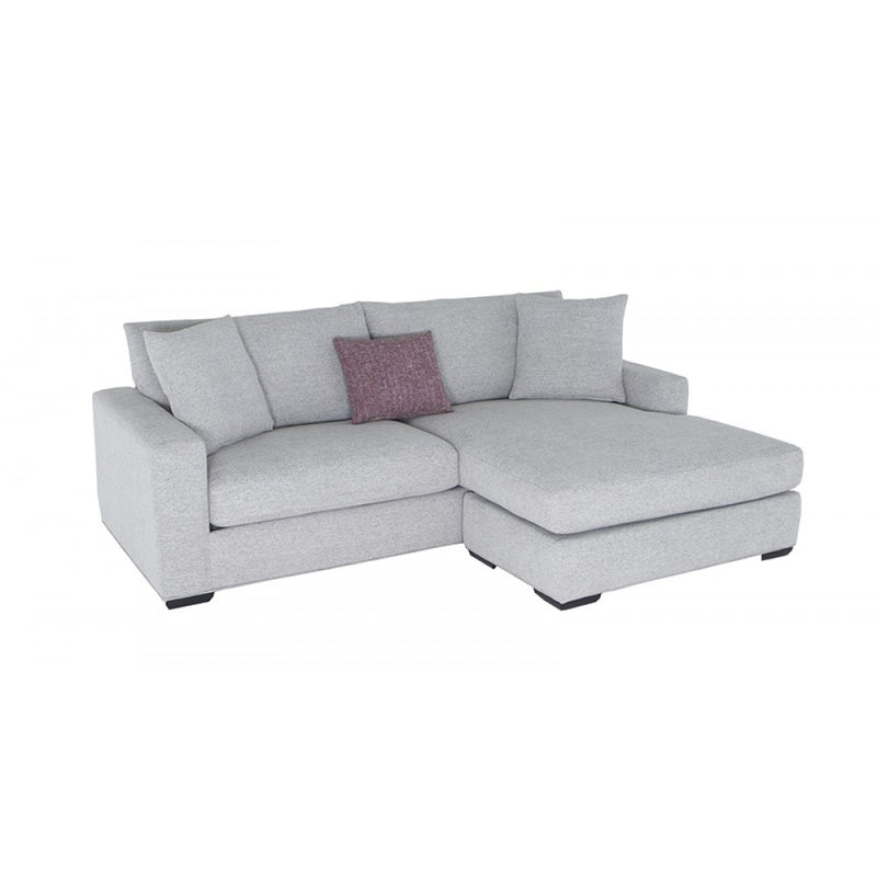 91907 SECTIONAL w/FLOATING OTTOMAN -MADE IN CANADA