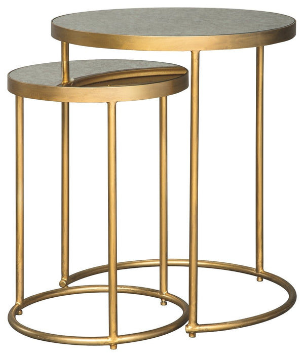 MAJACI ACCENT TABLE SET (2/CN)