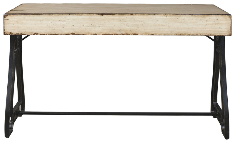 VANPORT  CONSOLE SOFA TABLE	Vanport