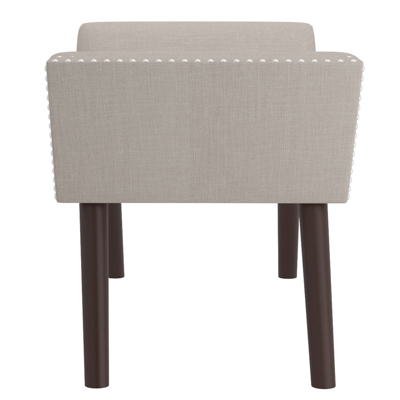 Lana Bench in Beige