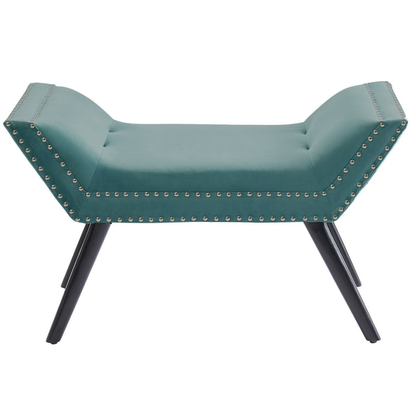 Lana Bench in Teal