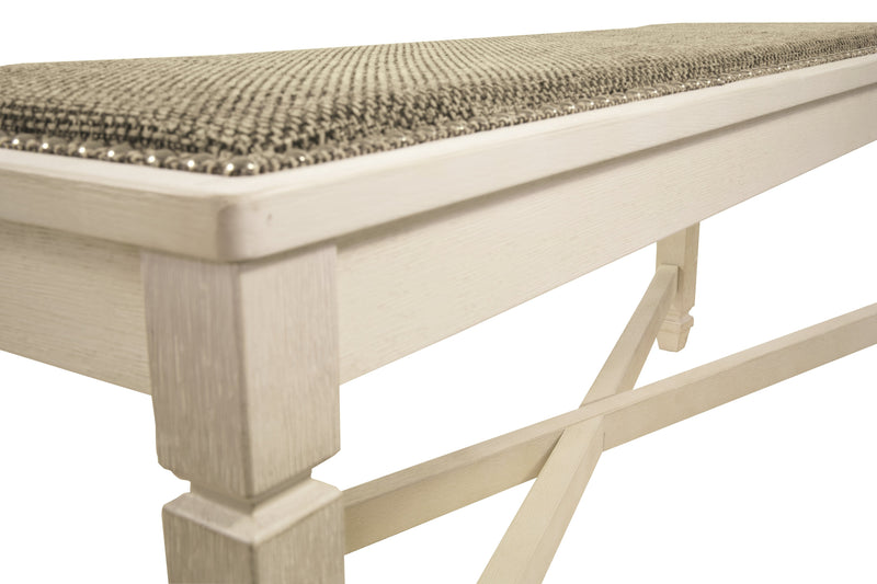 BOLANBURG LARGE UPH DINING ROOM BENCH