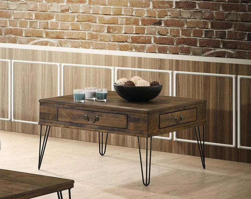 3670M SQ. COCKTAIL TABLE