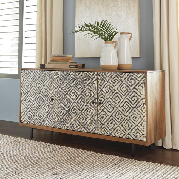 KERRINGTON ACCENT CABINET