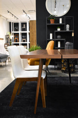 BLAZE LIVE EDGE DINING TABLE