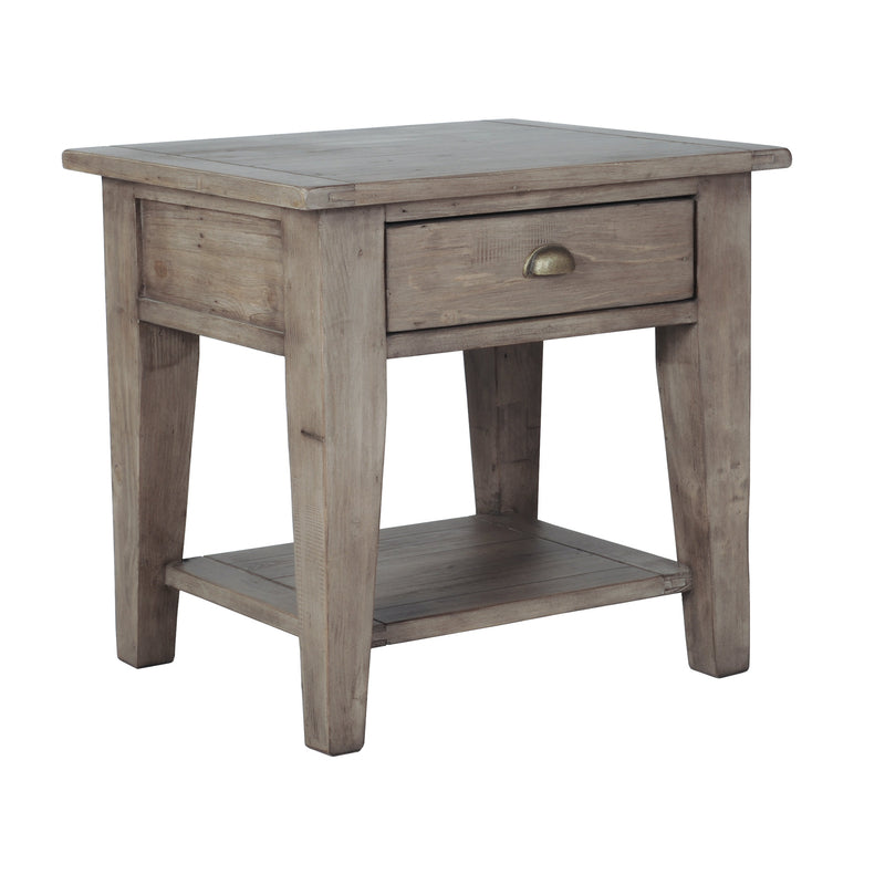 IRISH COAST REGULAR SIDE TABLE - SUNDRIED