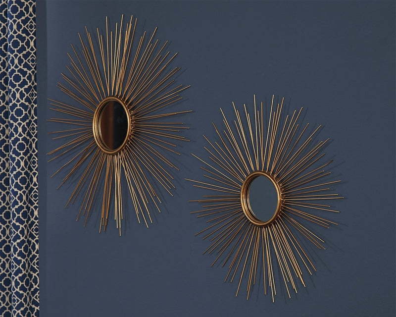 DONIEL ACCENT MIRROR SET (2/CN)