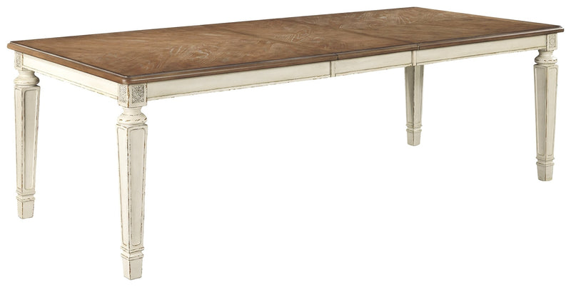 REALYN RECT DINING ROOM EXT TABLE