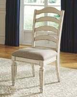 REALYN DINING UPH SIDE CHAIR (2/CN)