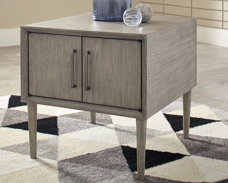 ASTERSON RECTANGULAR END TABLE