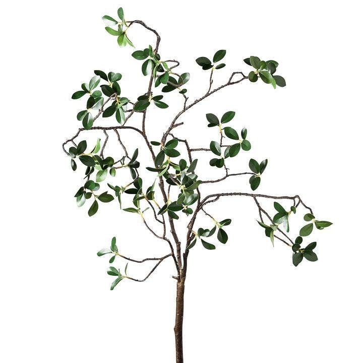 "GROVE MINI LEAF 44"" BRANCH SPRAY"