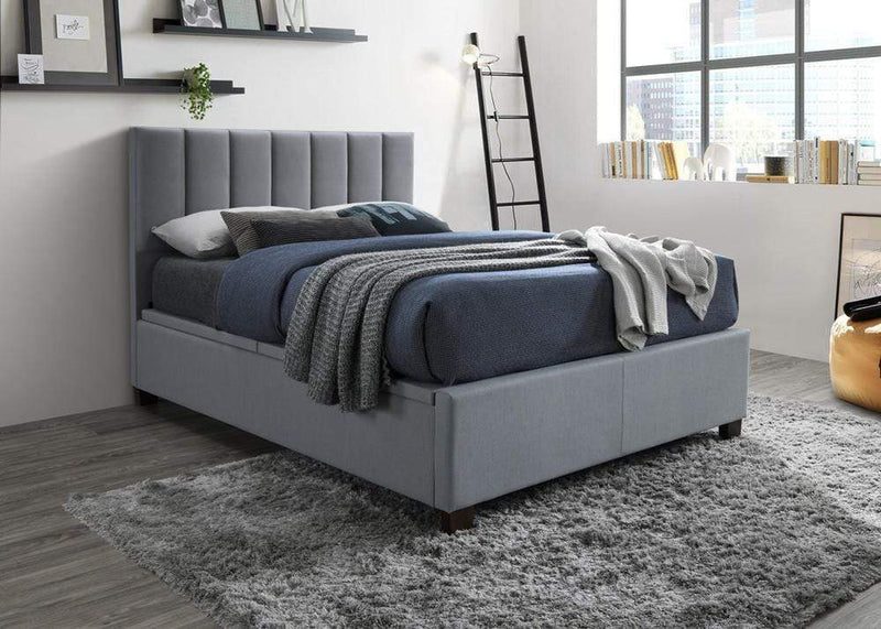ADAM STORAGE BED- KING