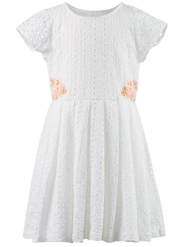 Carrément Beau Embroidered Dress