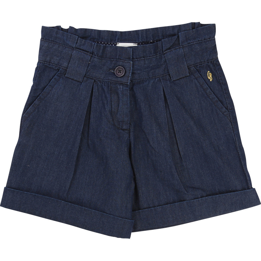 Carrément Beau Denim Shorts