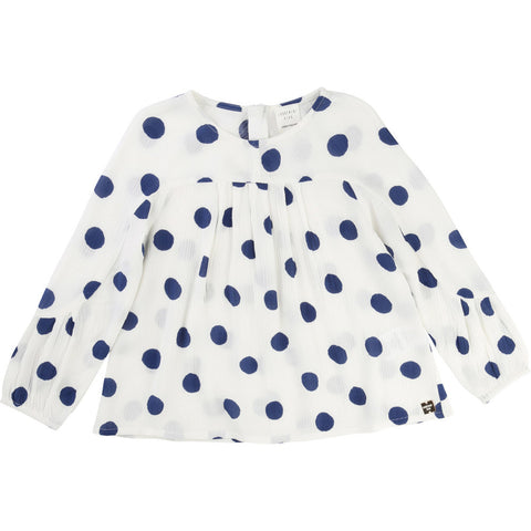 Carrément Polka Dot Top