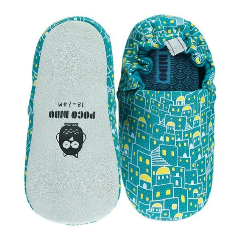 Poco Nido Santorini by night Baby Shoes