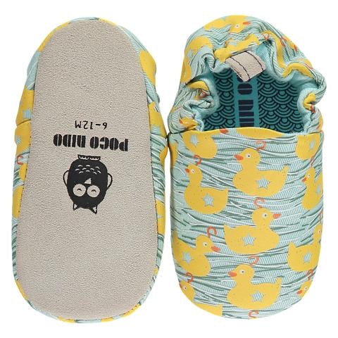 Poco Nido Duck Baby Shoes