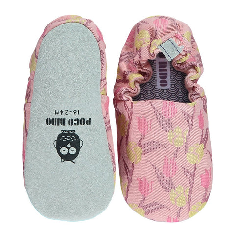 Poco Nido Tulips Baby Shoes