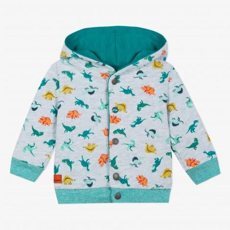 Catimini Baby Boys Reversible Jacket