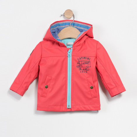Catimini Baby Boy Waterproof Coat
