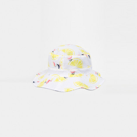 Catimini Reversible Girls Sunhat