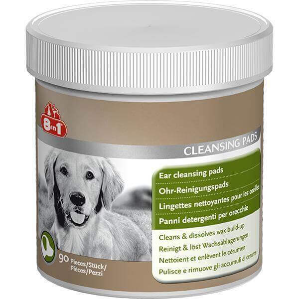 8in1 Cleansing Pads 8in1 Ear Cleansing Pads-Groom-Whiskers Nation