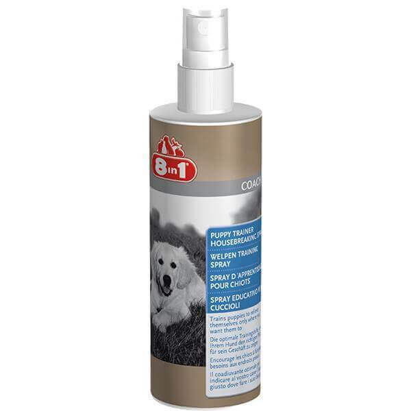8in1 Coaching 8in1 Puppy Trainer Spray-Groom-Whiskers Nation