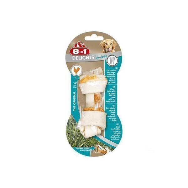 8in1 Delights Pro Dental S-Treats-Whiskers Nation