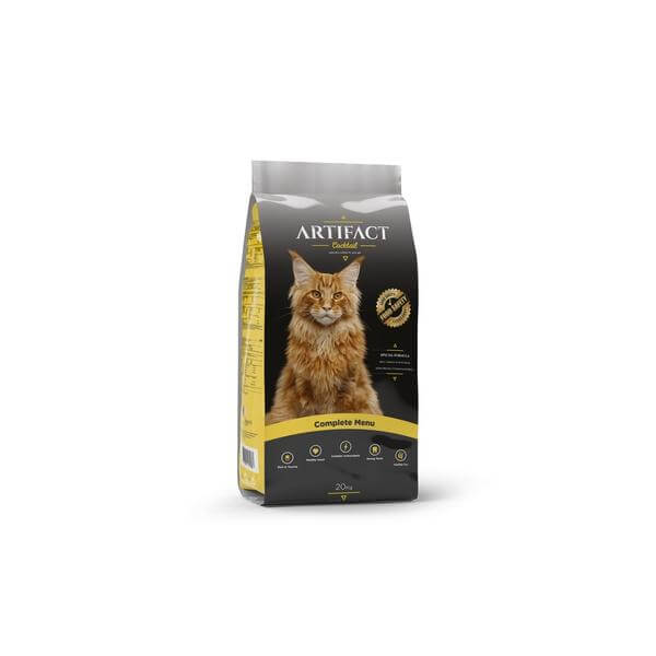 ARTIFACT CAT FOR ADULT CATS 20 KG-Artifact-Whiskers Nation