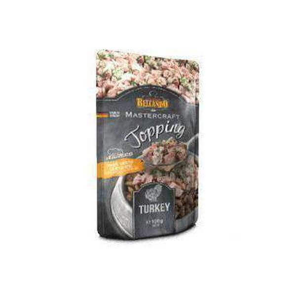 Belcando-MASTERCRAFT-Topping-Turkey-100g-Dogs food-Whiskers Nation