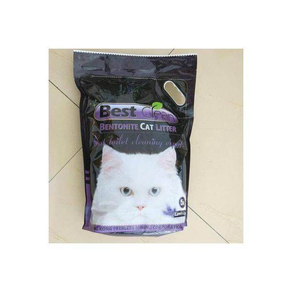 Best clean Lavender- 5L-Cats litter-Whiskers Nation