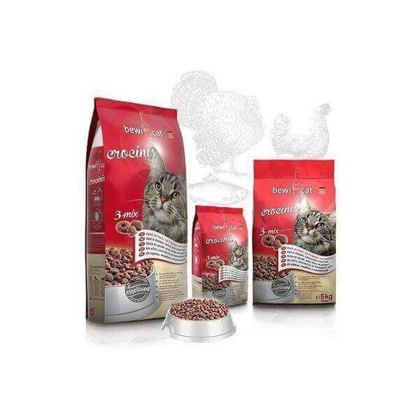 Bewi Cat Crocinis 20 KG-Cats food-Whiskers Nation