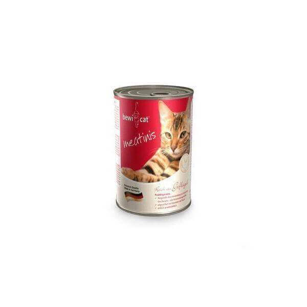 Bewi Cat Meatinis Poultry 400g-Cats food-Whiskers Nation