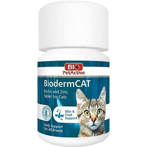 BiodermCAT | Skin and Coat Support-Whiskers Nation