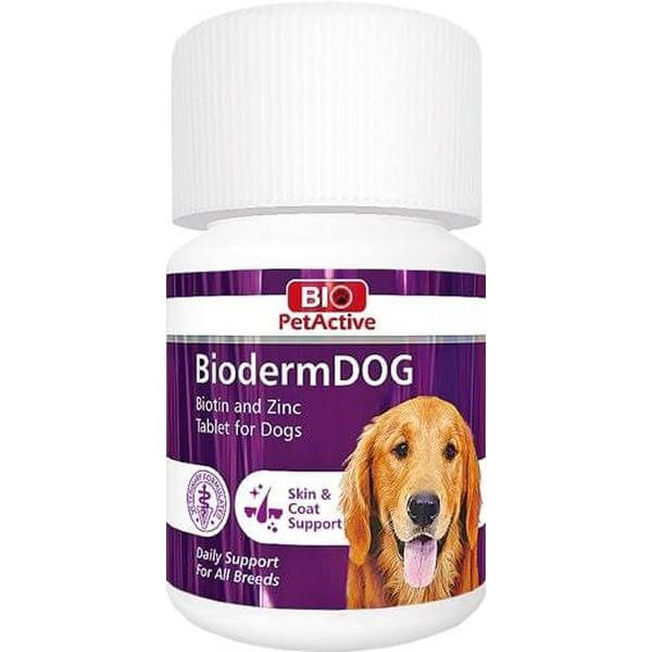 BiodermDOG | Skin and Coat Support-Whiskers Nation