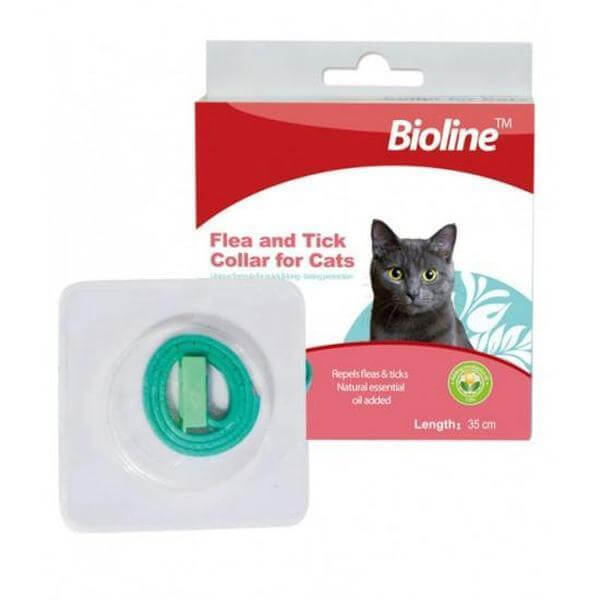 Bioline flea and tick collar for cats-Bioline-Whiskers Nation