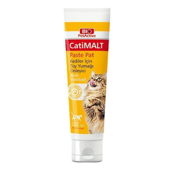 CatiMALT Paste Pat- Hairball Remedy for Cats-Supplements-Whiskers Nation