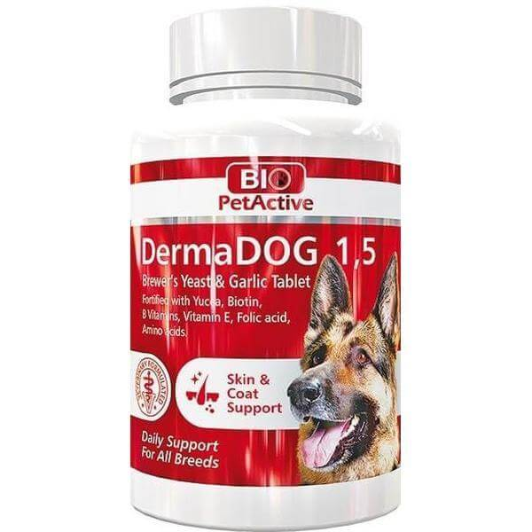 DermaDOG 1,5 |Tablet for Dogs-Whiskers Nation