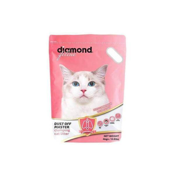Diamond Dust Off Master 6L-Cats litter-Whiskers Nation