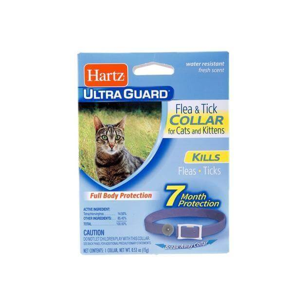 Hartz flea and tick cat collar-Hartz-Whiskers Nation