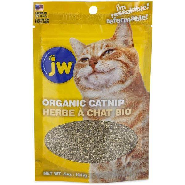 JW Organic Catnip herb-JW-Whiskers Nation
