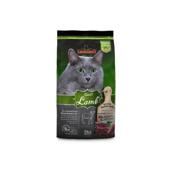 Leonardo Adult Lamb 2kg-Belcando-Whiskers Nation