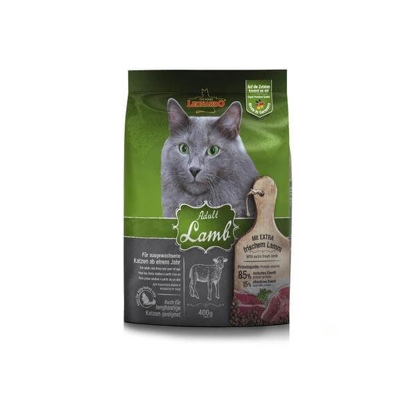 Leonardo Adult Lamb 400g-Belcando-Whiskers Nation