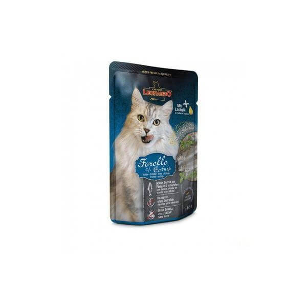 Leonardo Trout with catnip 85g-Belcando-Whiskers Nation