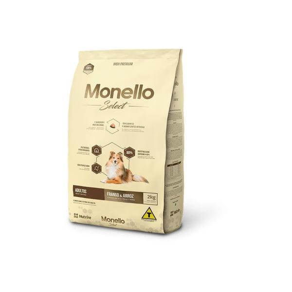 Monello Select Adult Dogs- 2 KG-Monello-Whiskers Nation