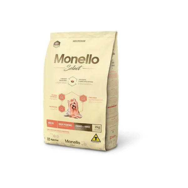 Monello select small breeds dogs chicken & rice- 15 KG-Monello-Whiskers Nation