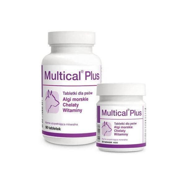 Multical Plus- 90 Tablets-Multical-Whiskers Nation