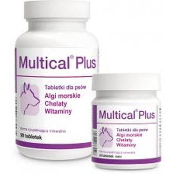 Multical plus Sea algae, Chelates, Vitamins for dogs-Whiskers Nation